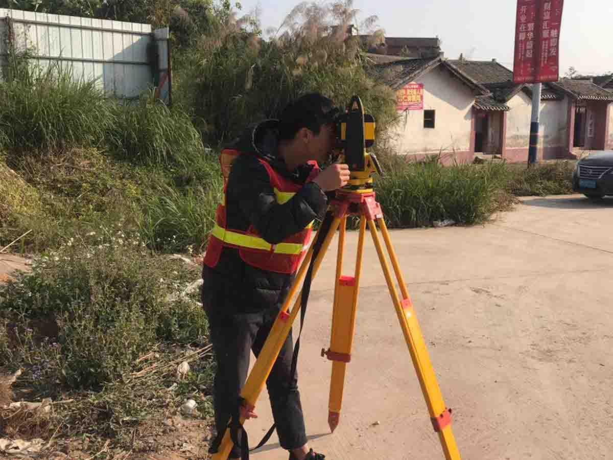 全野外1:500地形图测量及修补测项目