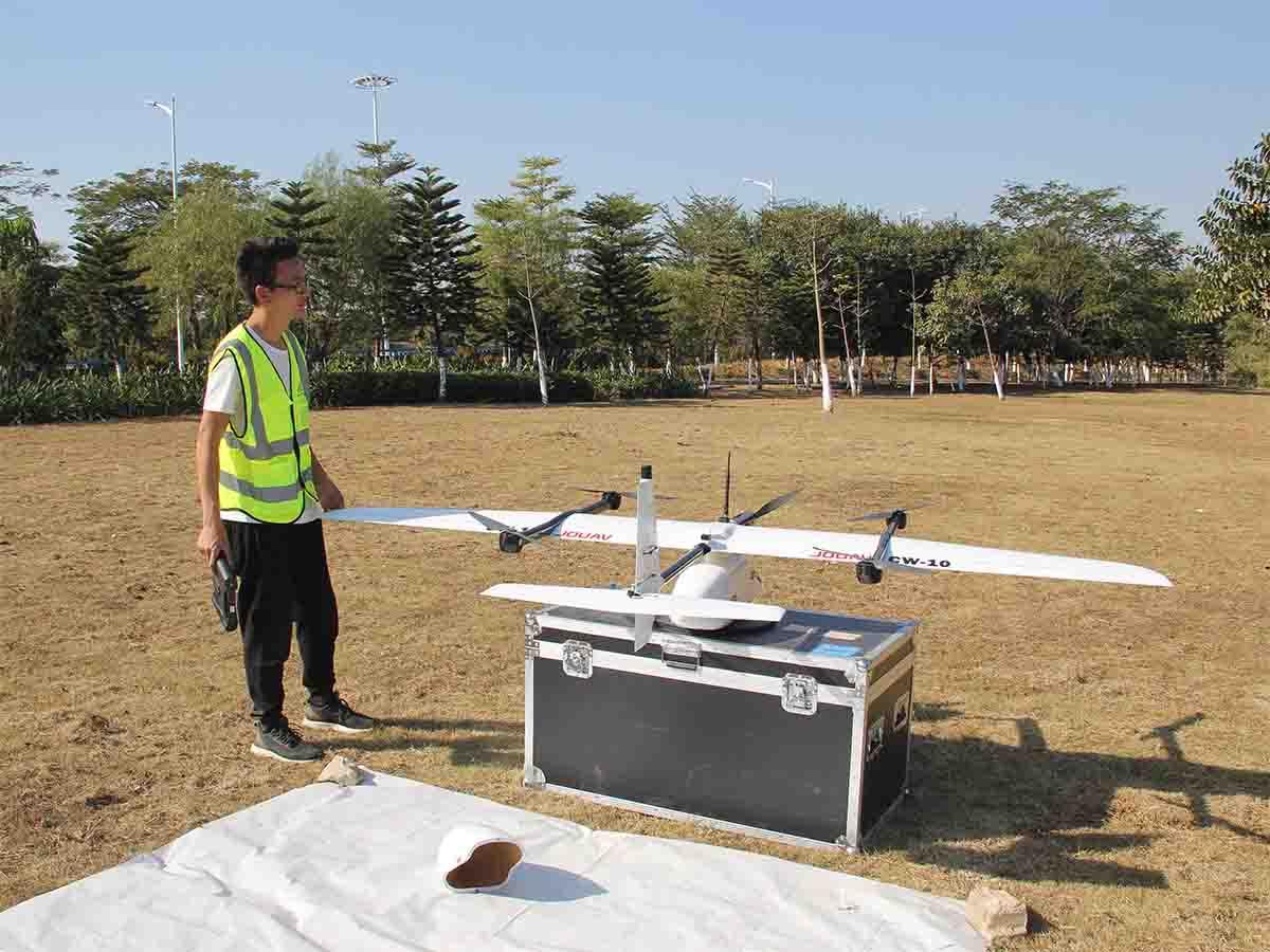 无人机倾斜摄影大比例尺地形图测绘